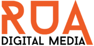 rua digital media logo