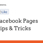 facebook page tips and tricks