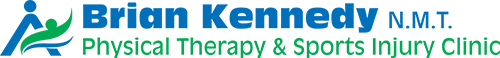 brian kennedy physical therapy logo